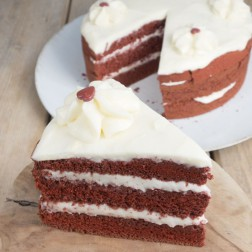 Backmischung Red Velvet Cake 1kg