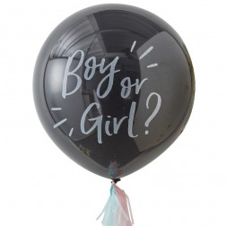 Risen Ballon Gender Reveal Boy Or Girl? Balloon Kit
