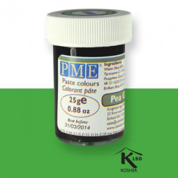 PME Paste Colour Pea Green 25g