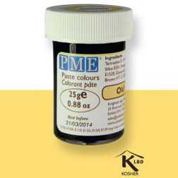 PME Paste Colour Old Gold 25g