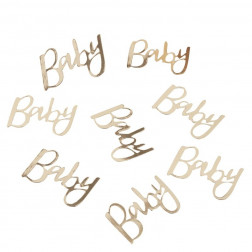 Konfetti gold Oh Baby! 14g