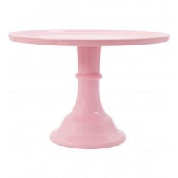 Tortenplatte rosa melamine