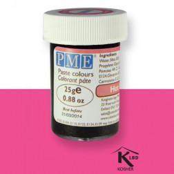 Paste Colour Hot Pink 25g