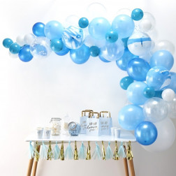 Ballon Arche Set Blau