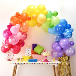 Ballon Arch Kit Rainbow