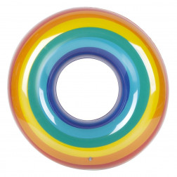 Pool Ring Rainbow 110cm