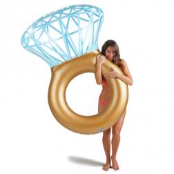 Aufblasbarer Schwimmring Bling Ring 157cm