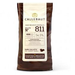 Callebaut Dark Bitterschokolade 1kg
