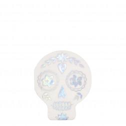 Servietten Skull Holo 16 Stück