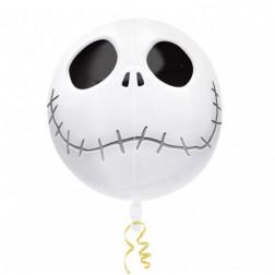 Orbz Jack Skellington Folienballon 38x40cm