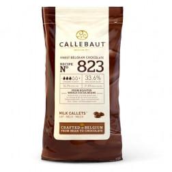 Callebaut Chocolate Callets Milk belgischer Schokolade 1kg