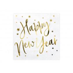 Servietten Happy New Year 20 Stück