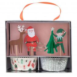 Cupcake Kit Festive Icon