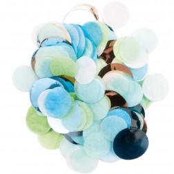 Konfetti blau mix 20g