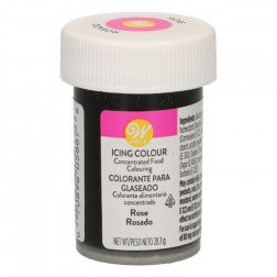 Wilton Icing Color Rose 28g