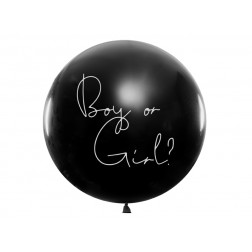 Riesenballon boy or girl 1m ROSA