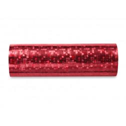 Luftschlangen rot 18 Ringe