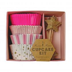 Cupcake Toot Sweet Pink Kit