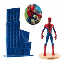 Tortendeko Set Spider Man 3 teilig