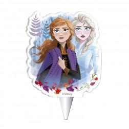 Kerze Frozen 7,5cm