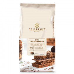 Callebaut Chocolate Mousse Dark 800g