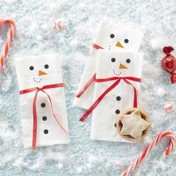 Servietten Snowman 16 Stück