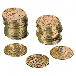 Münzen Gold 72 Stück